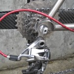 Sram Red equipment: Light and tolerant of abuse