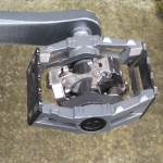 Shimano M646 DX pedals