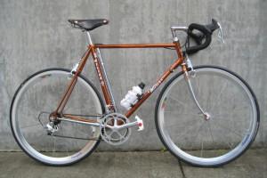 Wilier road bike