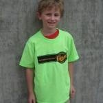Kids' shirt front