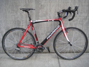 Pinarello carbon CX bike $1749