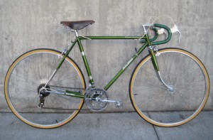 1971 Raleigh Super Course