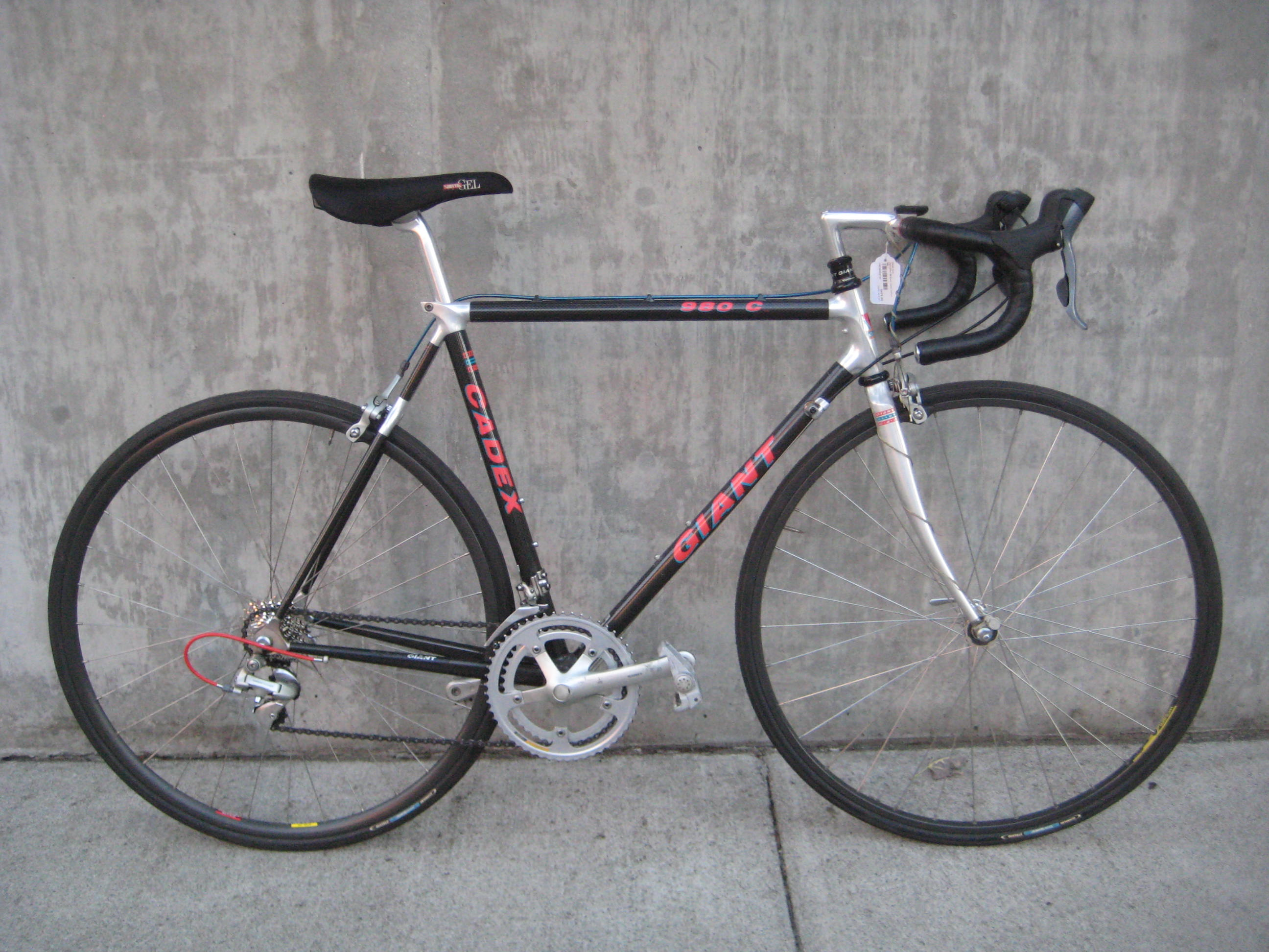 Used 54cm Giant Cadex 980 road bike for sale at Classic Cycle ...