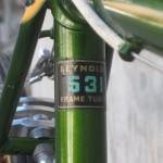 Reynolds 531 main frame tubes