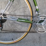 The Simplex derailleur worked only if you asked nicely