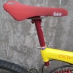 SDG saddle, Ringle post
