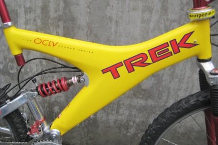 Carbon fiber bike frame or...