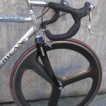 Specialized brand (now sold by Hed) Tri-Spoke wheels