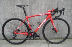 Trek-Segafredo Team Emonda disc