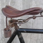 Sager saddle after 100 years