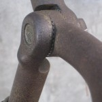 Kelly adjustable handlebars, made in Cleveland