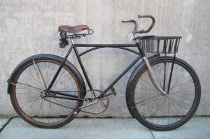1917 Iver Johnson Truss bike