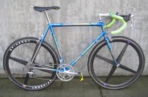 1993 Colnago Titanio