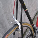 Bent seatstays