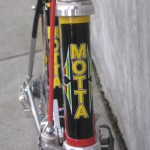 Gianni Motta head badge