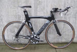 Used Trek Equinox TT bike