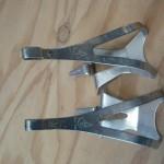 Campy toe clips