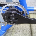 Adjustable crank length