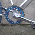 Three piece cranks!