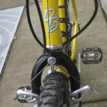 Cantilever front brake