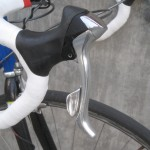 Dura-Ace 7700 STI levers