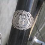 Madonna del Ghisalo medalion