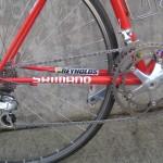 Shimano drivetrain