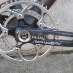 Stronglight Vulcan crankset