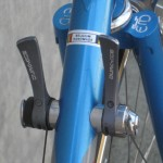 "Downtube ""click"" shifting"