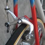 Single-pivot brakes