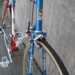 """E"" Merckx decals to avoid confusion with other guys named Merck out there"