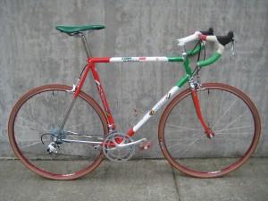20th Anniversary Torelli road bike