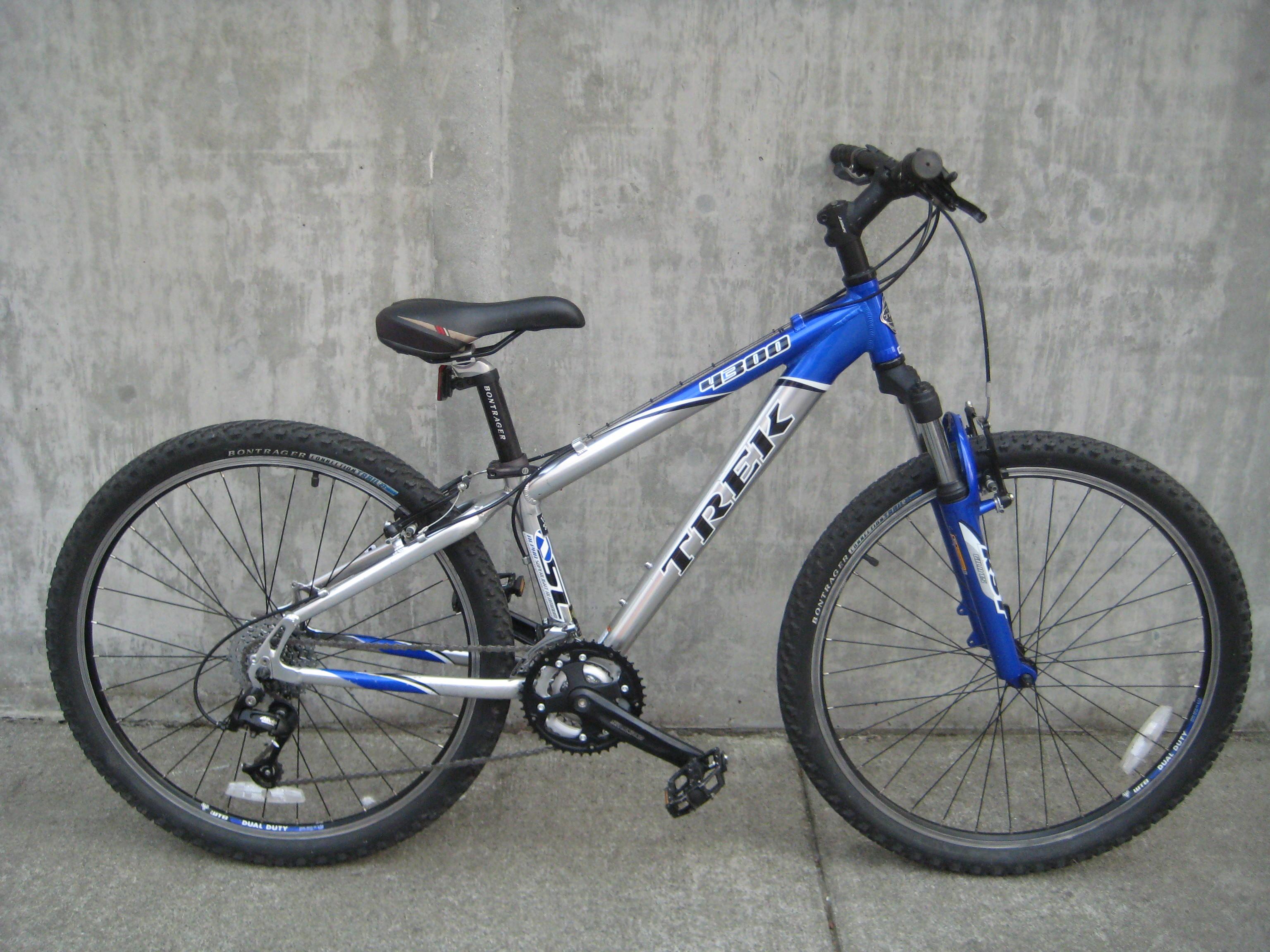 2007 trek bike
