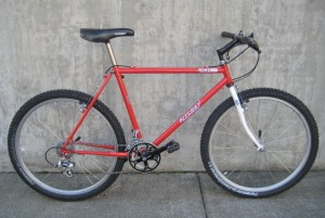 1989 Ritchey Ascent Comp