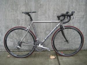 2004 Litespeed Solano titanium