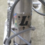 Litespeed head badge