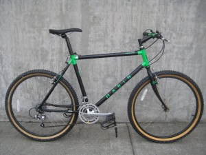 ad35836872d Museum bicycles from 1986 to 2000 | Classic Cycle Bainbridge Island ...