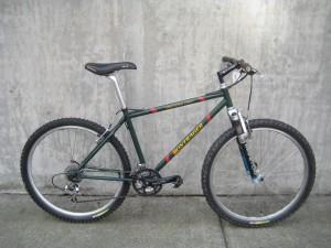 1997 Bontrager Privateer Comp