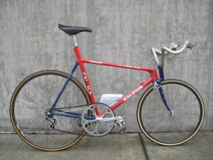 '84 Olympic Team Funny Bike