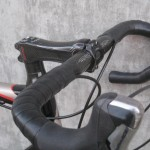 carbon stem and bars
