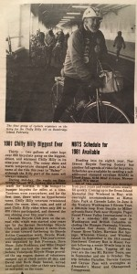 1981 Chilly Hilly press