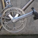 Look pedals, 7400 crank
