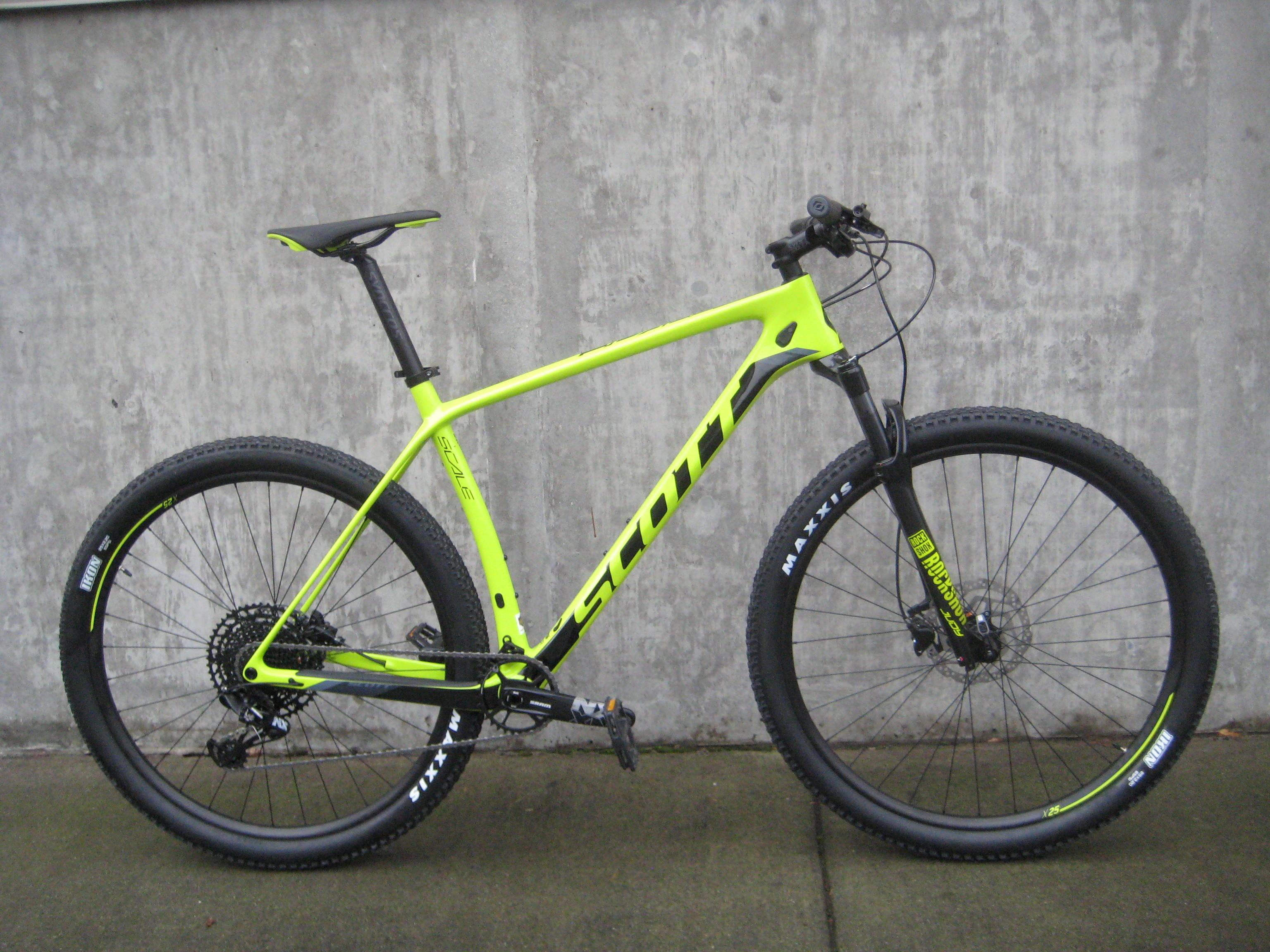 518104a3a18 Scott mountain bikes at Classic Cycle Bainbridge Island   Classic ...