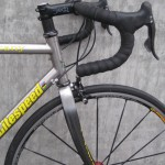 Time carbon fork