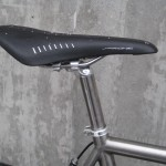 Fizik Arione saddle & Ti post