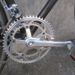 Time pedals, Dura-Ace 7400 parts
