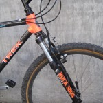 The original Rock Shox fork