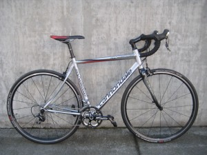 Used 54cm Cannondale Synapse