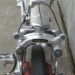 Dual pivot brakes