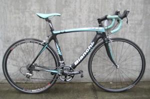 54cm Bianchi 928 carbon